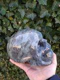 Labradoriet skull XL no.1_