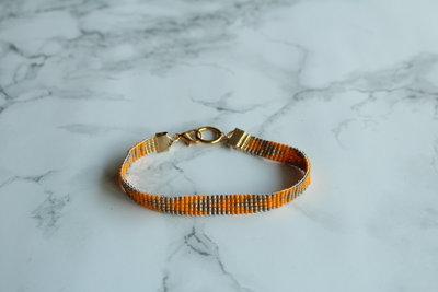 Armband Orange