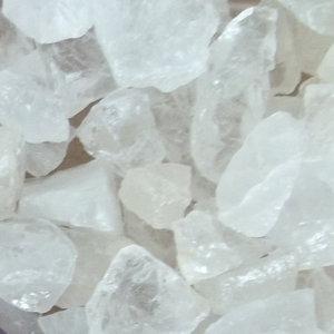 Bergkristal ruw klein