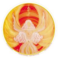 raamsticker healing angel